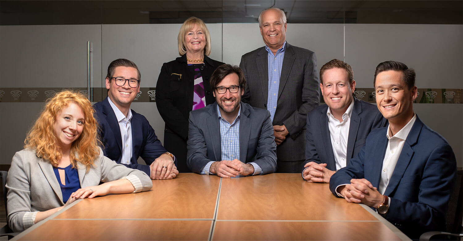 K-Street Financial team photo